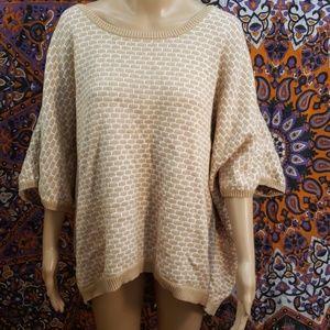 Lane Bryant knit blouse size 27/28